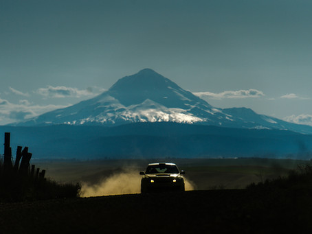 Oregon Trail Rally Ready to Challenge Full Field