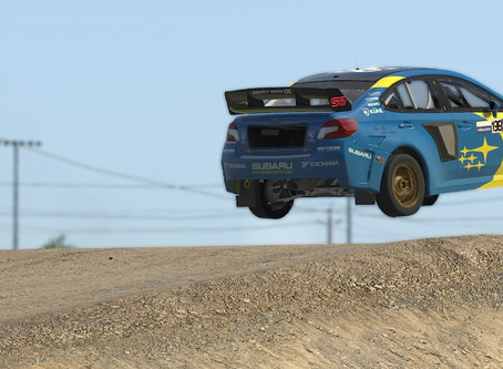 SUBARU PARTNERS WITH IRACING AND STAR DRIVERS FOR IRX INVITATIONAL