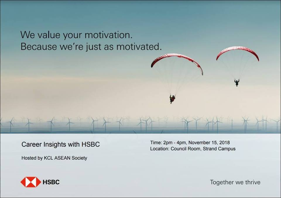 Career Insights with HSBC