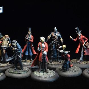 Malifaux Lucius crew