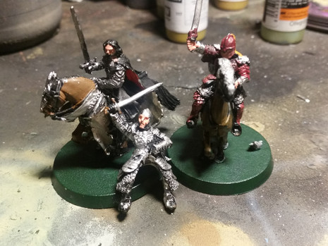 Ebay to OK - Aragorn and Faramir