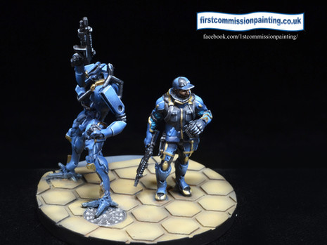 Painting update 7 - Infinity 0-12
