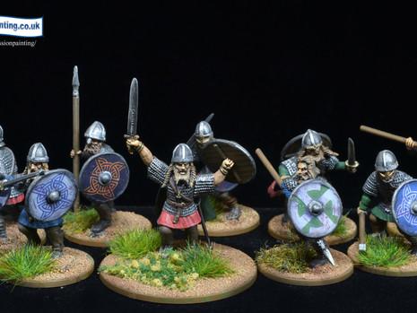 Dark Age Warriors from Gripping Beast