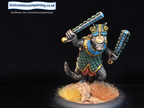 Top 10 Burrows and badgers miniatures