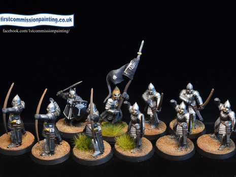 Gondor speed paint