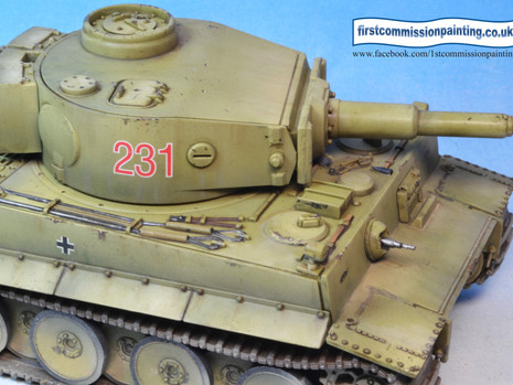 10 most favouritest WW2 German vehicles I have painted