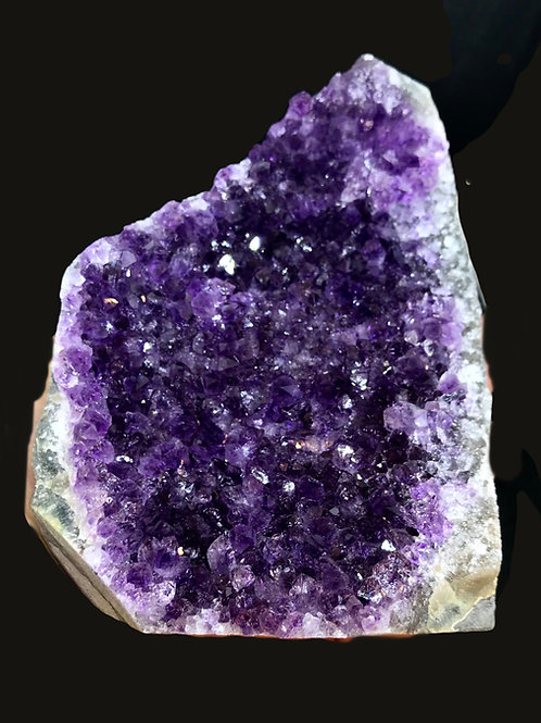 Amethyst Cut-Base