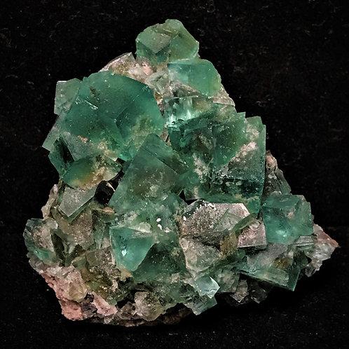 Fluorite *color-change*