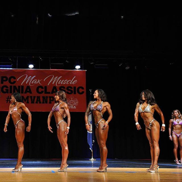 Competition Line-Up
