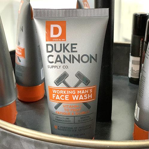 Duke Cannon Supply Co. Face Wash - 2oz.