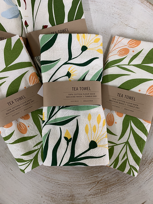 Hazelmade Tea Towels - LOCAL PICKUP ONLY