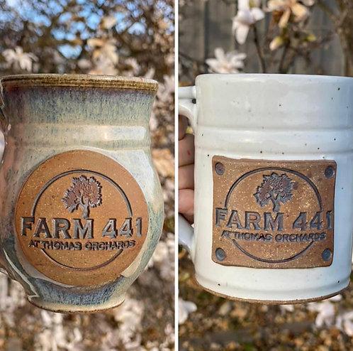 Farm 441 Logo Mug