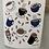 Thumbnail: Three Bluebirds Swedish Dishcloths