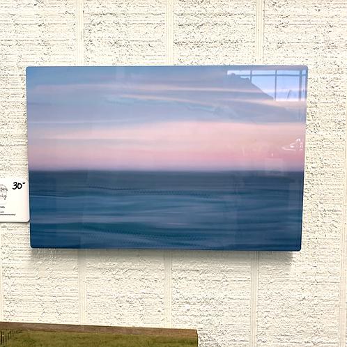 Wendy Jackson Photography on Acrylic - Sunrise by the Sea