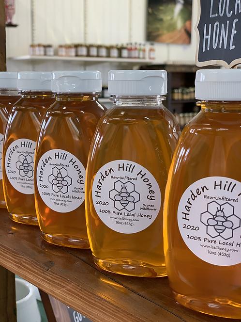 Harden Hill Honey - 16oz.