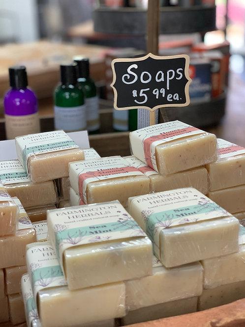 Farmington Herbals Soap