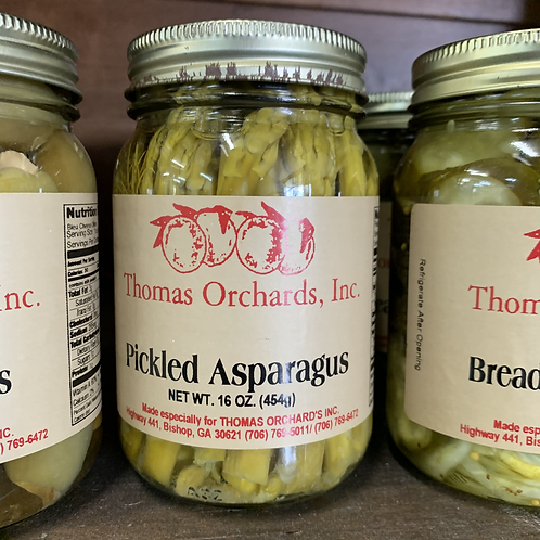 Pickled Asparagus - 16oz.