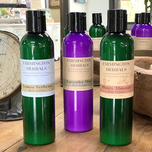 Farmington Herbals Body Lotion