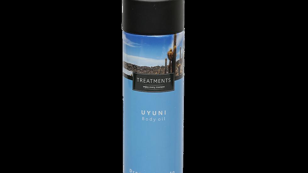 Body & massage oil Uyuni