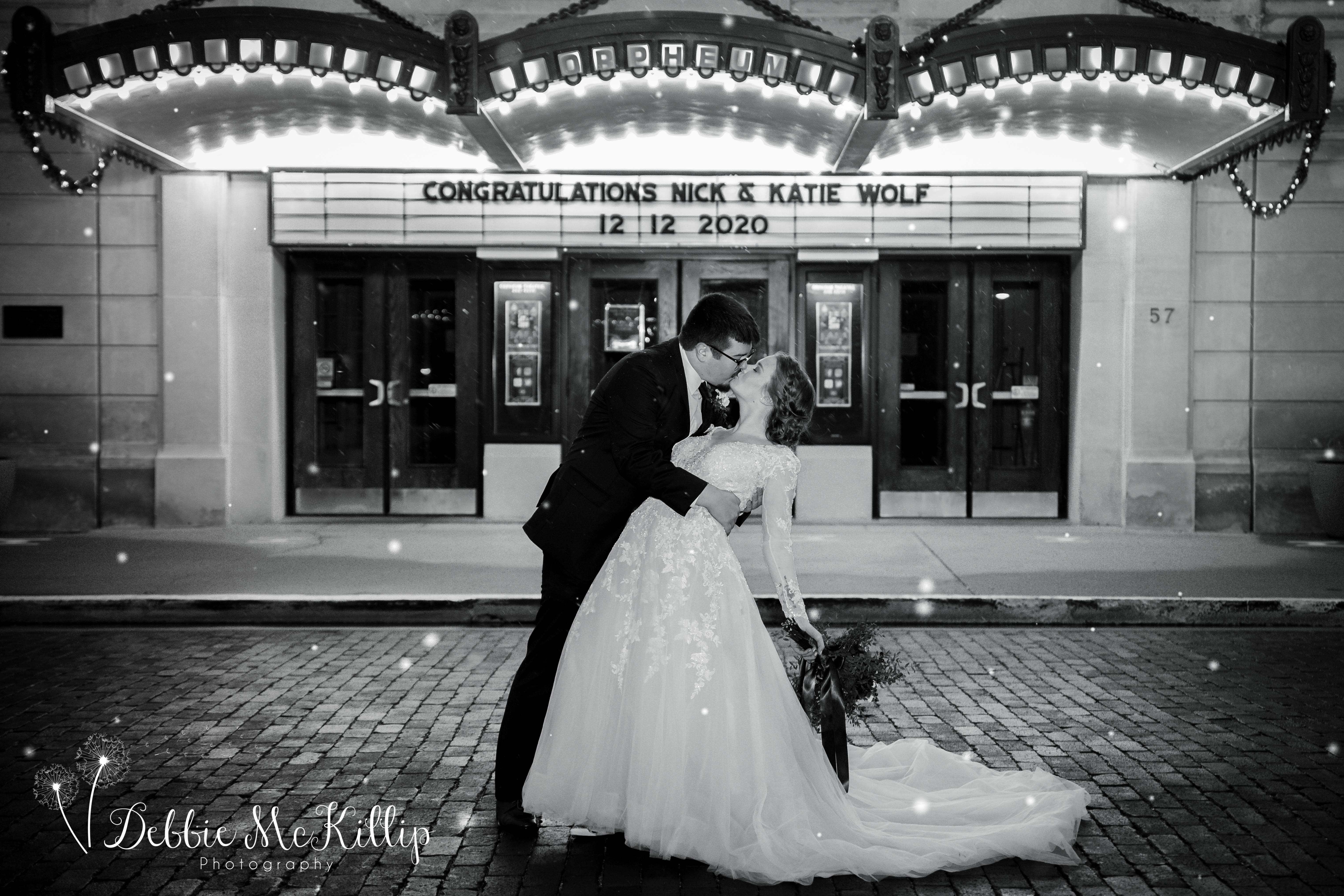 Nick & Katie Wolf 2020