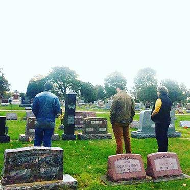 Sally O'Neil Battles' grave site
