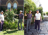 Gardening a Immaculate Conception