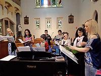 9.30 am Choir at Hawthorn