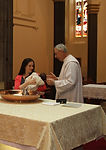 Baptism at Immaculate Conception