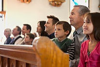 New parishioners