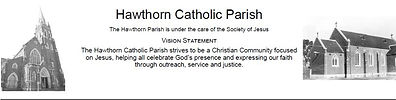 Hawthorn Catholic parish bulletin