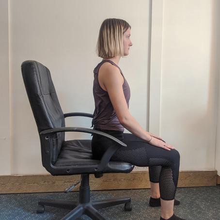 10 Chair Yoga Poses