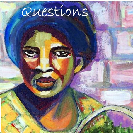 Influential Woman - Questions Pave the Way