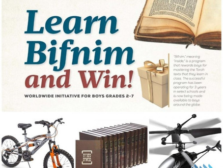 'BIFNIM' PROGRAM ANNOUNCES RAFFLE WINNERS