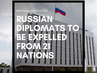 Russian Diplomats Expelled