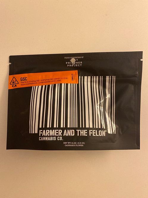 Girl Scout Cookies by Farmer and the Felon - 18.03% (Half Ounce)