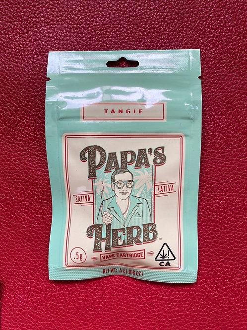 Tangie Sativa Papas Herb Cartridge — 0.5g — 84%