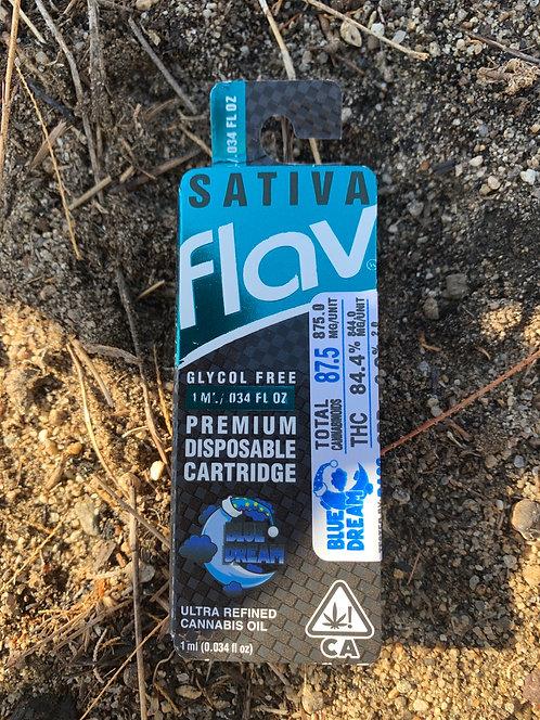 Blue Dream 1g Cartridge by Flav - (87.5%)