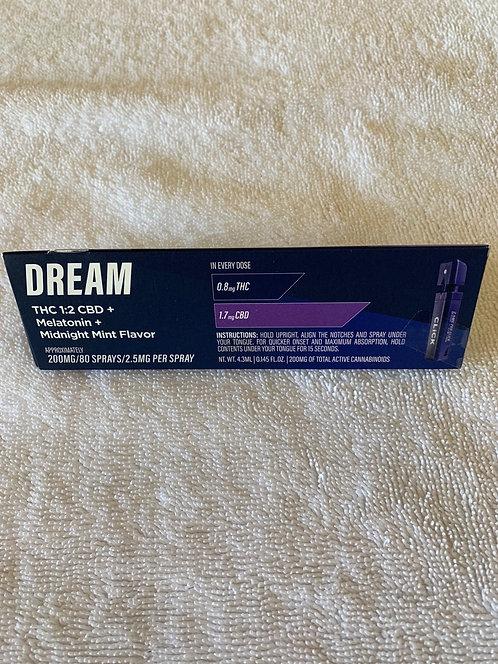 1:2 cbd:thc Dream spray (200 mg)