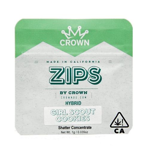 Zips | Girl Scout Cookies Shatter