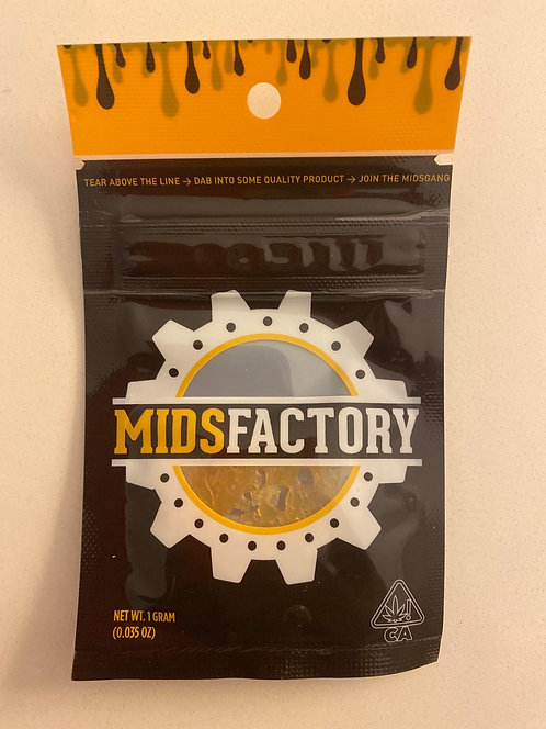 Mids Factory 1 g Brain Killer Concentrate (88.9%)
