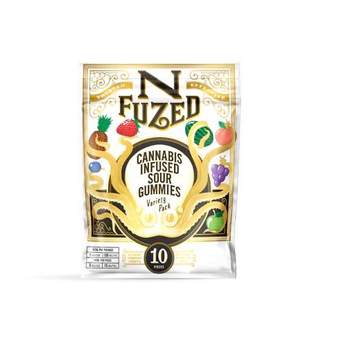 N Fuzed Gummies | 100mg