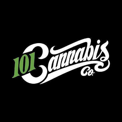 101 Cannabis   BADDER - GMO COOKIES