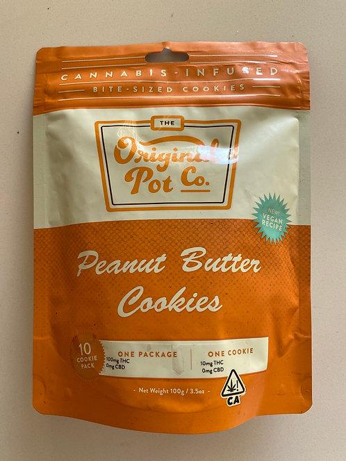 100 mg Opc Cookies - Peanut Butter