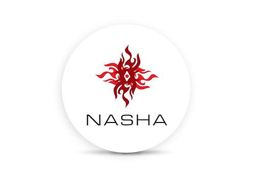Nasha | Red Temple Ball - Ice Mac