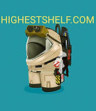 GHOSTAMONGUS HIGHESTSHELF LOGO