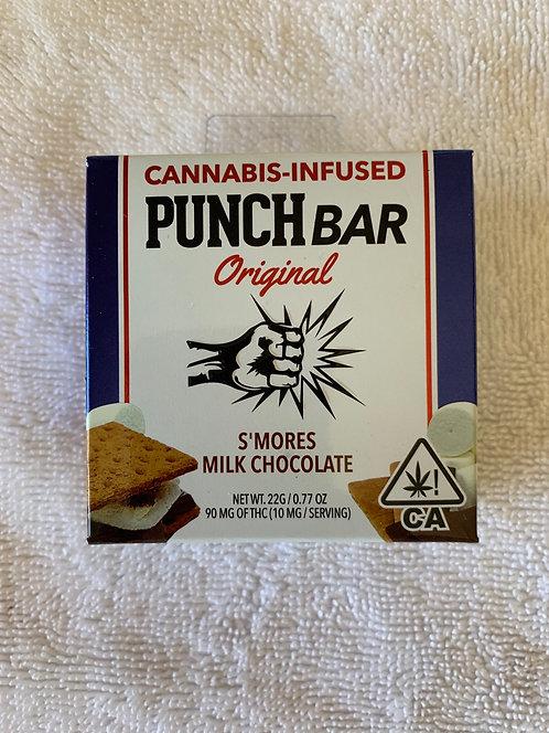 100 mg Smores Punch Bar