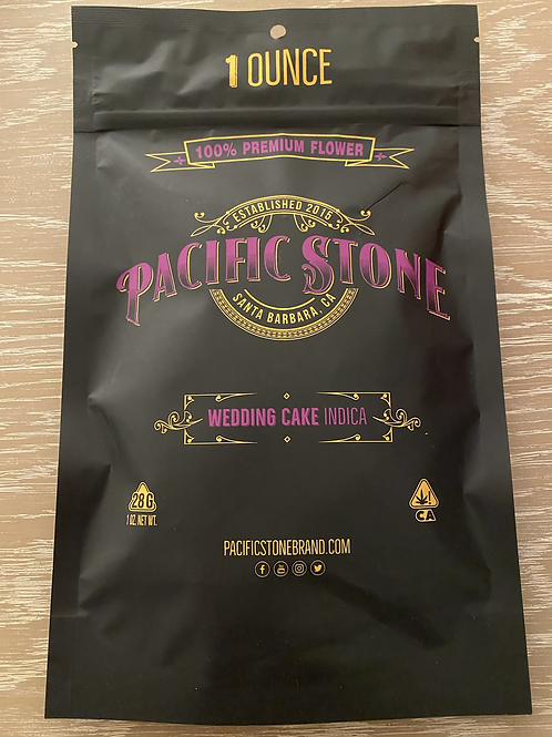 Pacific Stone Wedding Cake Ounce
