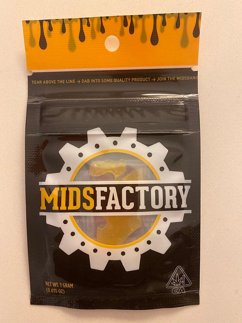 Mids Factory 1 g Critical Mass Concentrate (88.36%)