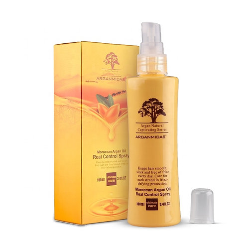 Frizz, and Split End Control Hair Spray