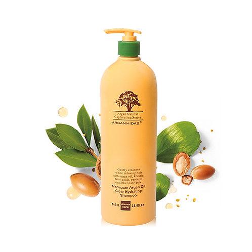 Pure Argan Oil Hydrating Shampoo
